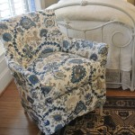 Slipcovered Chair