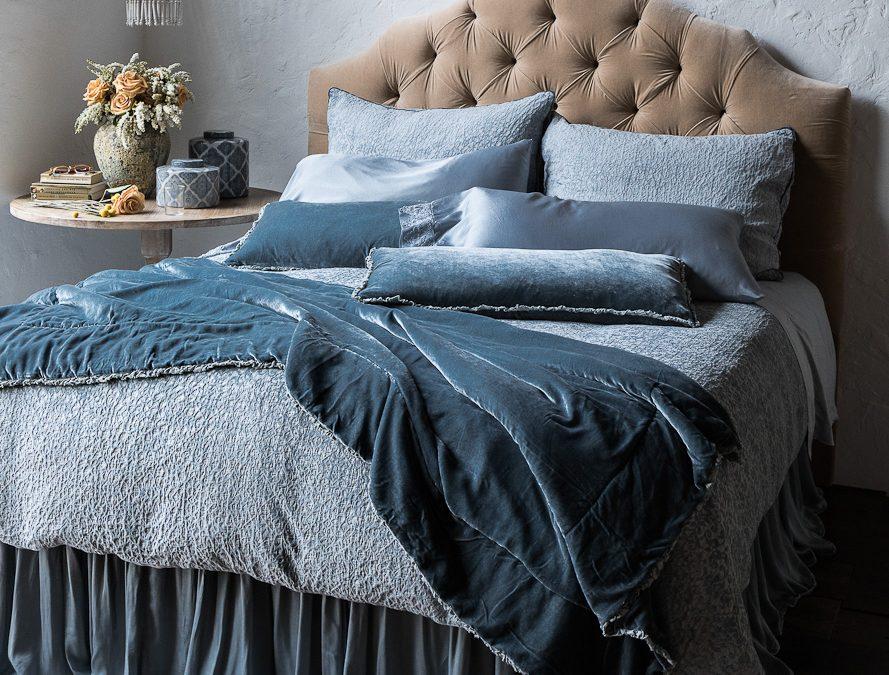 """Beautiful Bedding, Beautiful Night"""