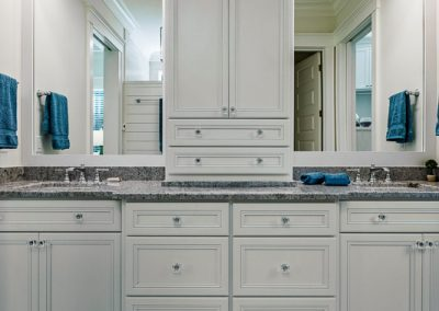 master bath, cabinetry