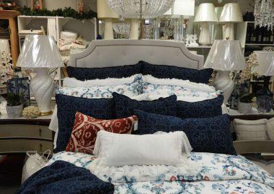 showroom bed