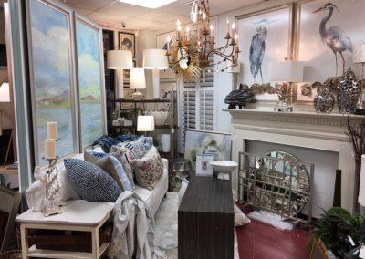 June Delugas Showroom