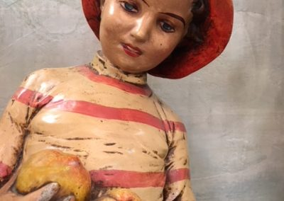 Antique Italian boy statue