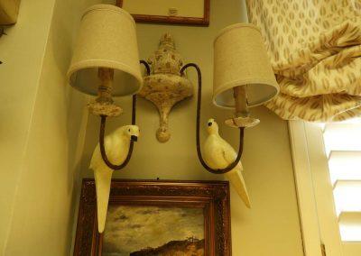 bird lighting