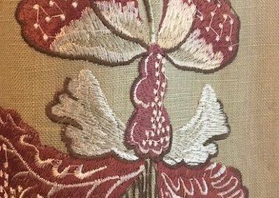 fabric up close