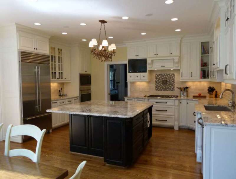 Before and After Remodels: Turnkey Kitchens and Baths