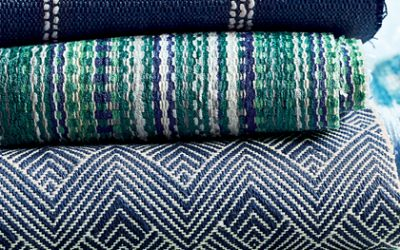 Fabrics and Paint Color Design