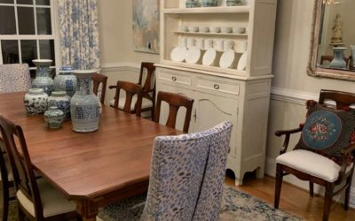Dining Rooms Regaining Popularity in the South