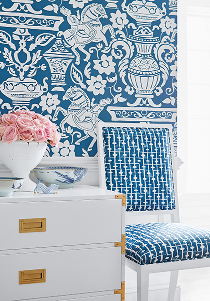 Blue the New Neutral